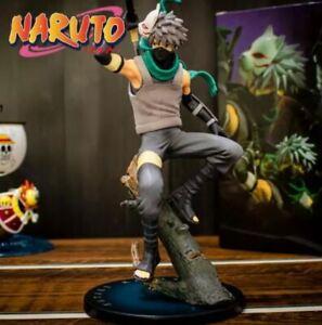 Naruto Kakashi Action Figure Collectible Model Toy 23cm Gift Hatake Anime Ninja