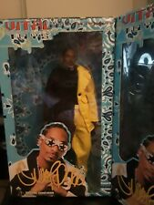 2- Rare Snoop Dogg Limited Edition Action Figure Dolls 1 signed and 1 not signed