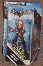 2011 DC Batman Arkham City Harley Quinn Figure New In The Package