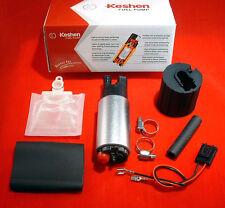 255LPH High Pressure & High Flow Fuel Pump + Install Kit  Fits Toyota GSS 341