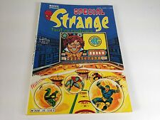 COMICS  EO REVUE SPECIAL  STRANGE   N° 25 1981