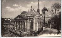 AK SCHWEIZ ~1910 GENÈVE Genf Kirche Saint-Pierre Cathedrale Postcard