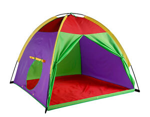 "Kids Tents Indoor Outdoor Children Play Tent Girl Toy Playhouse Big Size 58""x58"""