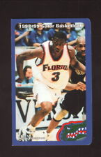 Florida Gators--1998-99 Basketball Pocket Schedule--Dodge