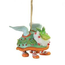 Rare Krinkles Patience Brewster 12 Days of Christmas Mini Turtle Dove Ornament