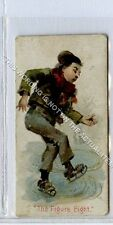 (Ga6135-355) Duke USA, The Terrors of America, The Figure Eight 1889 G-VG