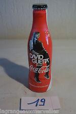 C19 Bouteille de Coca Collector David Guetta