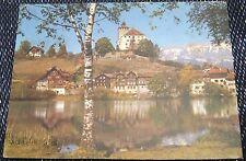 Switzerland Schloss Werdenberg - posted 1994
