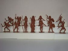 Jecsan 60 mm Ancient Egyptians -14 Figures in 7 Poses