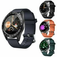 GT105 Blood Pressure Oxygen Heart Rate Monitor Smart Watch Sports Tracker
