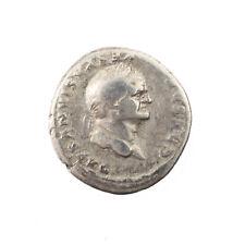 593 - Vespasien (69-79), Denier, Modius, Rome, Argent, RIC 980
