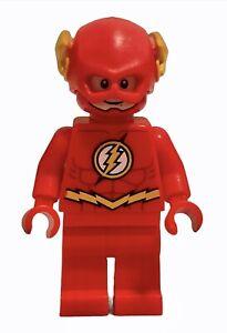 LEGO DC Super Heroes The Flash minifigure