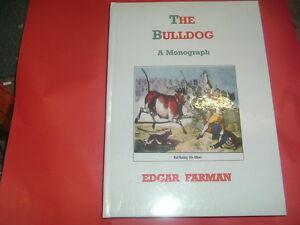 THE BULLDOG              A MONOGRAPH EDGAR FARMAN 159 PAGE A4 NEW HARDBACK BOOK