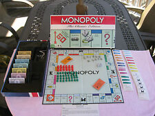 """Monopoly """"The Classic Edition"""" By Hasbro 2009~# 1126~Complete!"""