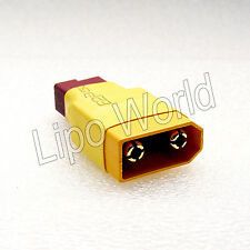 XT90 Stecker auf Deans T Buchse Hochvoltstecker Adapter Lade Kabel LiPo Akku