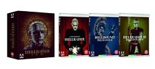Hellraiser Trilogy Blu-Ray (Blu-ray)