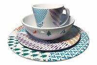 OLPRO Melamine Set 32 Piece - OLPRO Astley Design