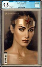 Wonder Woman #765 CGC 9.8 Middleton Variant