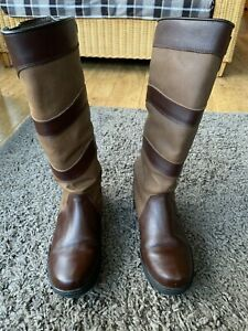 Gallop Chiltern Country Boots size 8