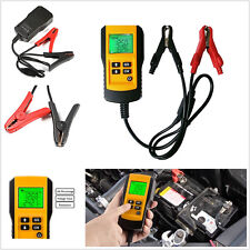 Professional 12V AE300 Automotives Autos Battery Test Tester Load Analyzer Tool