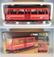 Faller E Train 3828 Spur 0 Schienenbus Anhänger ohne Motor in OVP #3230