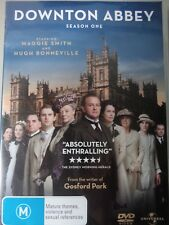DOWNTON ABBEY - Season 1 4 x DVD Set AS NEW! Complete First Series One Downtown