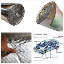 1X1.4m 10mm Thickness Autos Heat Noise Insulation Deadener Sound Proof Roll Mat