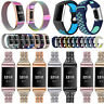 For Fitbit Charge 3 Various Band Replacement Wristband Watch Strap Bracelet - AK