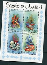 Mini sheet  stamps of  Nevis