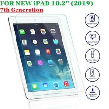 "Genuine Tempered Glass Screen Protector For New Apple iPad 10.2"" 2019 7th GEN"