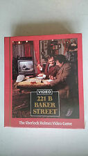 Sherlock Holmes Video Game 221B Baker Sreet By Gibsons  NEW and SEALED
