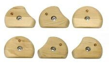SymmetricEdges 15 mm wood Holds for Climbing