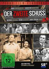 Der zweite Schuss * DVD Krimi a la Hitchcock Pidax Film Klassiker Neu Ovp