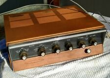 Heathkit Daystrom Model AA-100 Stereo Amplifier As Is