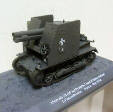 TANQUE TANK 15 cm siG 33 PZ. KPFW. I AUSF B 1 PZDIV FRANCE 1940 1/43 ALTAYA