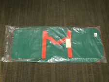 """36"""" X 14"""" X 4"""" CHRISTMAS GIFT WRAP ORGANIZER BAG NEW SEALED IN PLASTIC"""