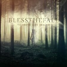 To Those Left Behind by Blessthefall, Free Shipping