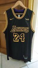 Maillot jersey souvenir Basketball Kobe Bryant