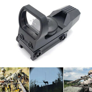 Plastic Hunting sight Hot Rail Riflescope Hunting Optic Holographic Red Dot BYC