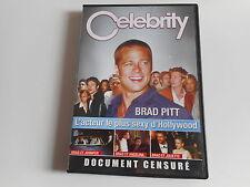DVD - CELEBRITY - BRAD PITT l'acteur le plus sexy d'HOLLYWOOD