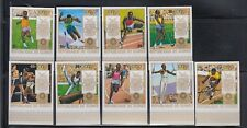 Guinea 1972  Summer Olympics  Sc 618-624, C124-25  IMPERF  Mint Never Hinged