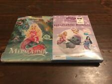 Barbie Fairytopia Mermaidia DVD 2006 Journey Mermaid Sea Adventure Fairy