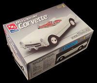 VINTAGE AMT ERTL 1/25 SCALE 1953 CHEVROLET CORVETTE CAR AUTOMOBILE MODEL KIT