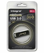 Unidad USB flash negro Integral para ordenadores y tablets