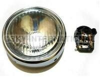 Vespa Complete Head Light Head Lamp Inc. Bulb Holder For Vbb Vba Vnb Gs 150