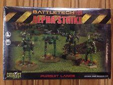 Classic BattleTech: Battletech Pursuit Lance Pack