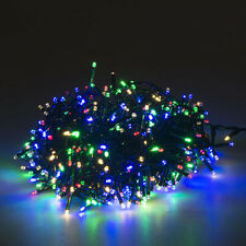 20 Multicoloured LED String Lights 5 Christmas Fairy Light Indoor Outdoor Party