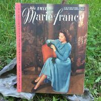 Votre Amie Marie France  N°158 - 25 Novembre 1947- Ancien Magazine Français