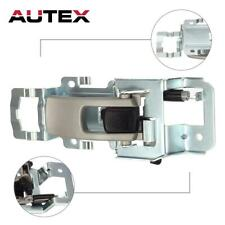 Silver fits Chevy Equinox 07-09 Inside Interior Door Handle Passenger Side Right