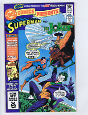 DC Comics Presents #41 DC Pub 1982 The Thing that goes Woof in the Night  !